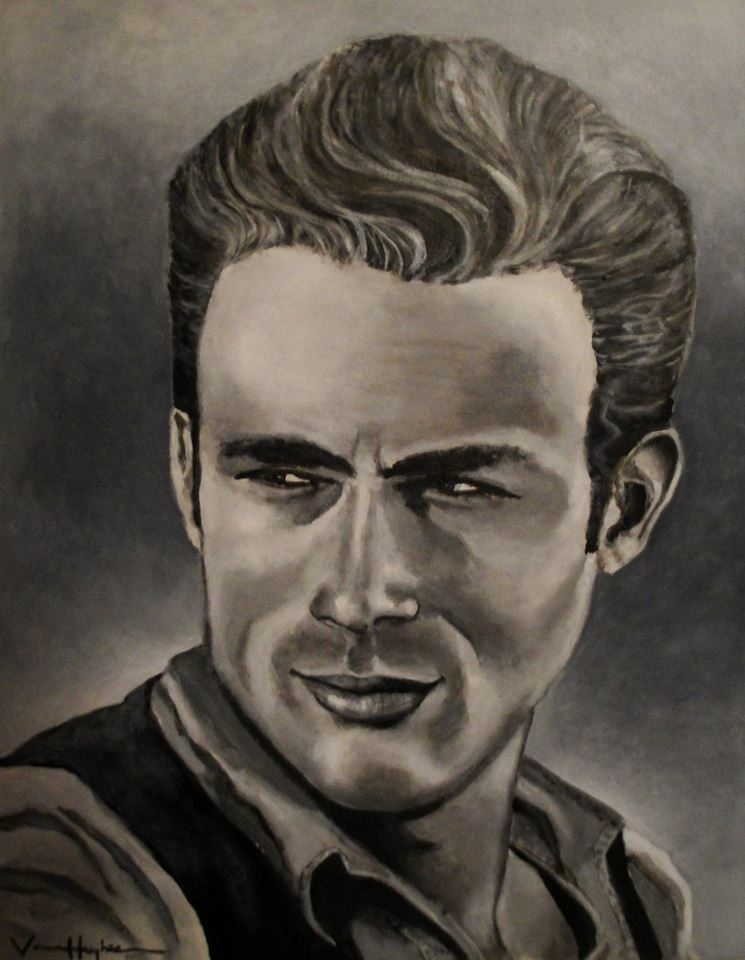 James Dean by Vannagain